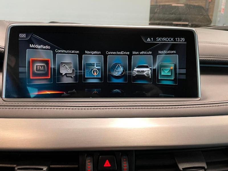 Photo 24 de l'offre de BMW X6 xDrive 30dA 258ch Edition à 44900€ chez Dugast automobiles