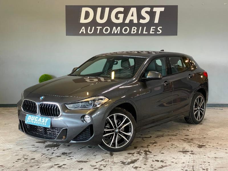 Photo 2 de l'offre de BMW X2 sDrive18dA 150ch M Sport à 39900€ chez Dugast automobiles