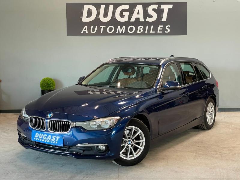 Photo 2 de l'offre de BMW Serie 3 Touring 320dA 163ch EfficientDynamics Edition Luxury à 20900€ chez Dugast automobiles