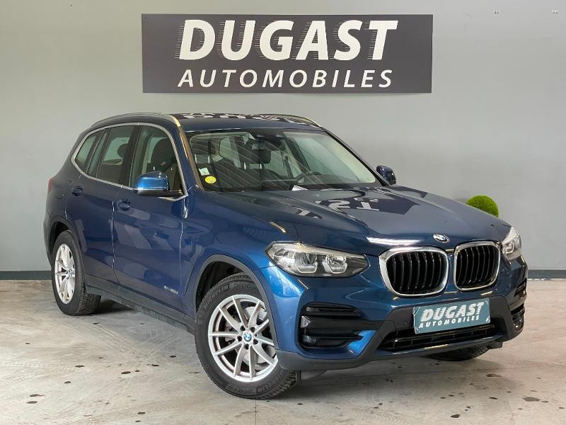Photo 1 de l'offre de BMW X3 XDRIVE 20DA 190ch LOUNGE PLUS à 35900€ chez Dugast automobiles