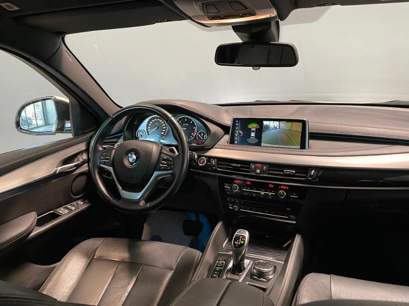 Photo 9 de l'offre de BMW X6 xDrive 30dA 258ch Edition à 44900€ chez Dugast automobiles
