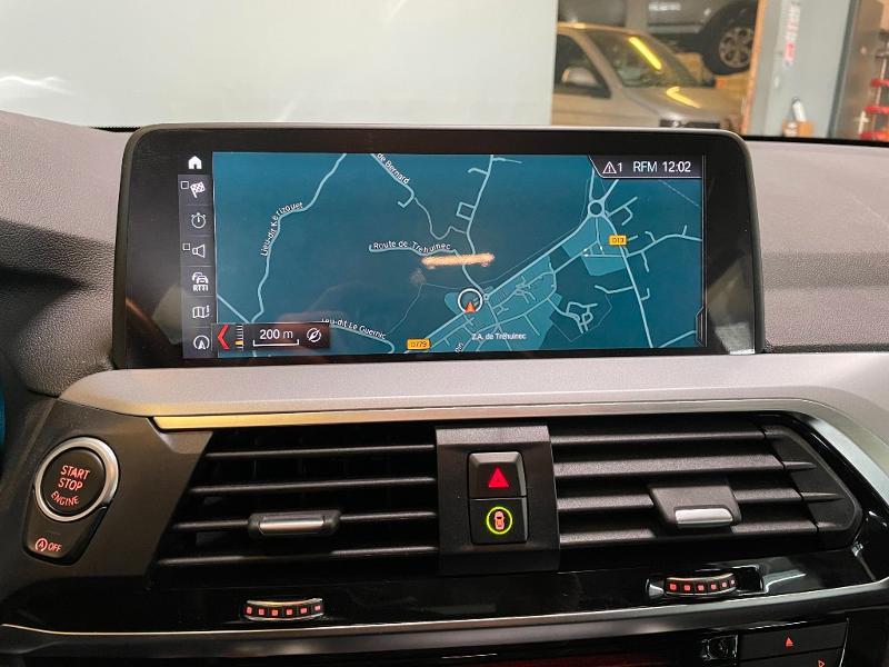 Photo 19 de l'offre de BMW X3 XDRIVE 20DA 190ch LOUNGE PLUS à 35900€ chez Dugast automobiles