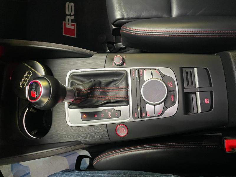 Photo 24 de l'offre de AUDI RS3 Sportback 2.5 TFSI 367ch quattro S tronic 7 à 48900€ chez Dugast automobiles