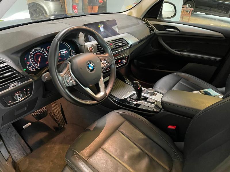 Photo 13 de l'offre de BMW X3 XDRIVE 20DA 190ch LOUNGE PLUS à 35900€ chez Dugast automobiles