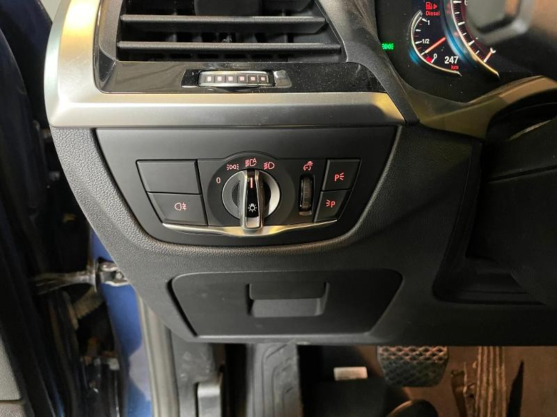 Photo 17 de l'offre de BMW X3 XDRIVE 20DA 190ch LOUNGE PLUS à 35900€ chez Dugast automobiles