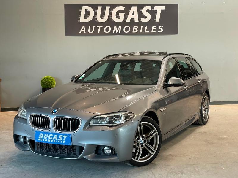 Photo 2 de l'offre de BMW Serie 5 Touring 520dA xDrive 190ch M Sport à 17700€ chez Dugast automobiles
