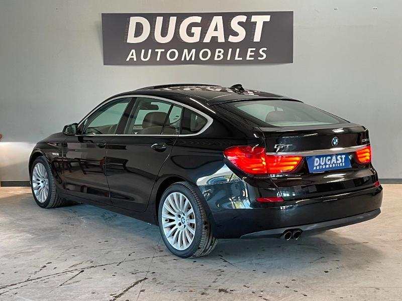 Photo 3 de l'offre de BMW Serie 5 Gran Turismo 530dA 245ch Exclusive à 18900€ chez Dugast automobiles