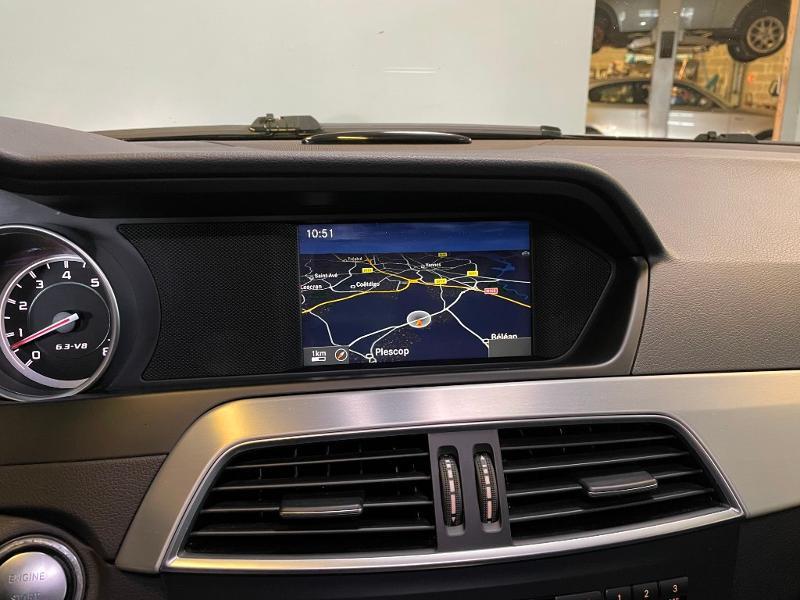 Photo 21 de l'offre de MERCEDES-BENZ Classe C Break 63 AMG Speedshift MCT à 36900€ chez Dugast automobiles