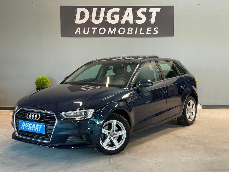 Photo 2 de l'offre de AUDI A3 Sportback 1.6 TDI 116ch Business line à 16900€ chez Dugast automobiles