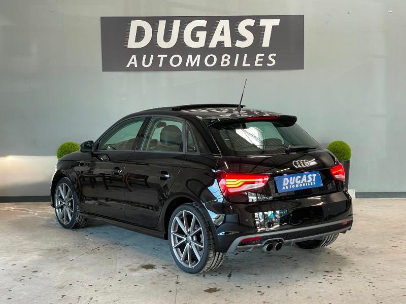 Photo 3 de l'offre de AUDI A1 Sportback 1.4 TFSI 125ch Ambition Luxe à 17900€ chez Dugast automobiles