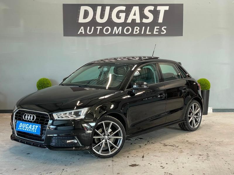 Photo 2 de l'offre de AUDI A1 Sportback 1.4 TFSI 125ch Ambition Luxe à 17900€ chez Dugast automobiles