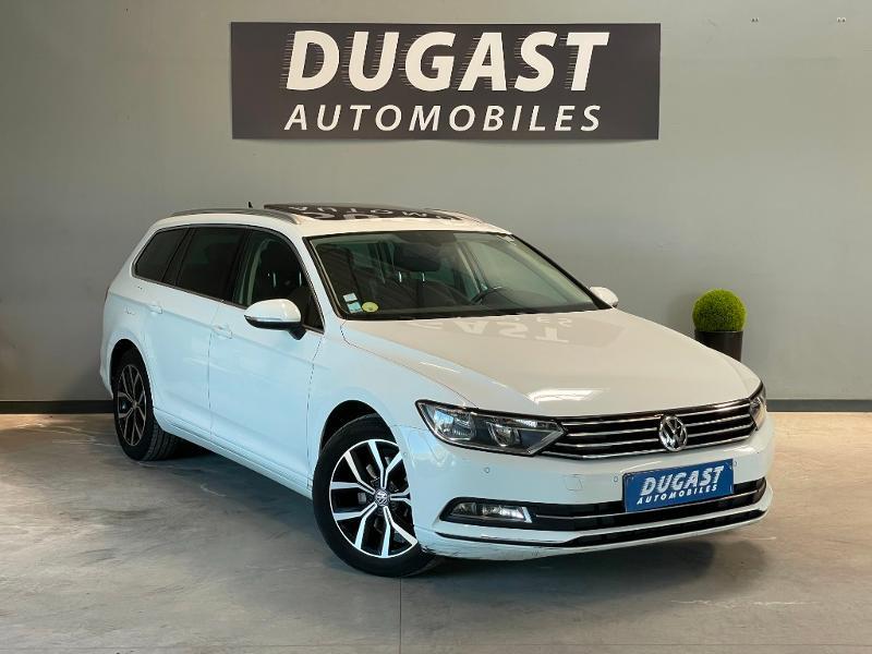 Photo 1 de l'offre de VOLKSWAGEN Passat 1.6 TDI 120ch BlueMotion Technology Confortline Business DSG7 à 12900€ chez Dugast automobiles