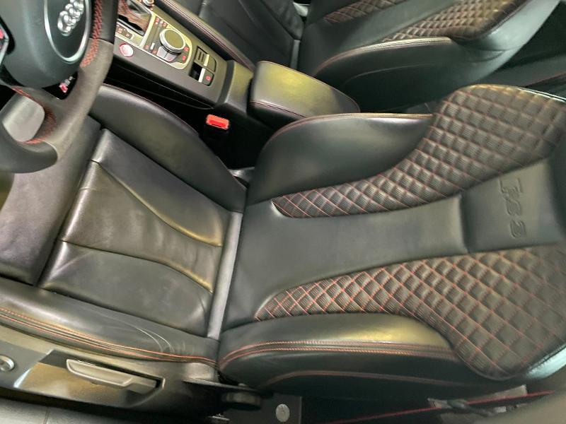 Photo 16 de l'offre de AUDI RS3 Sportback 2.5 TFSI 367ch quattro S tronic 7 à 48900€ chez Dugast automobiles