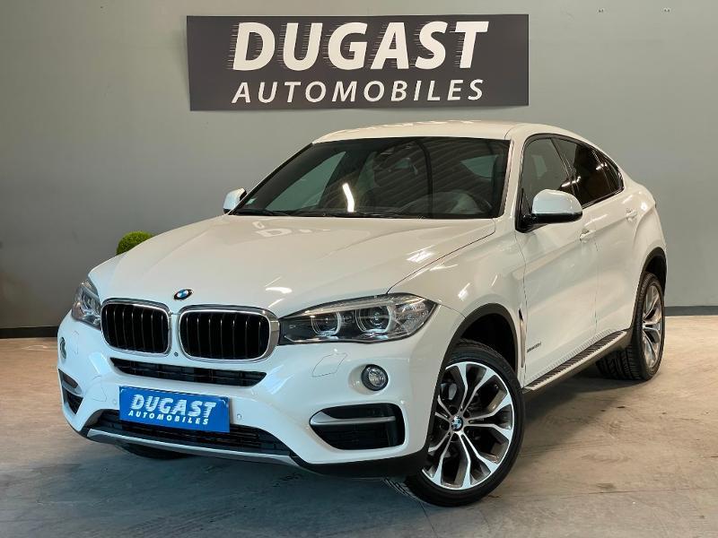 Photo 2 de l'offre de BMW X6 xDrive 30dA 258ch Edition à 44900€ chez Dugast automobiles