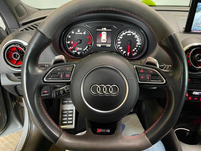 Photo 18 de l'offre de AUDI RS3 Sportback 2.5 TFSI 367ch quattro S tronic 7 à 48900€ chez Dugast automobiles