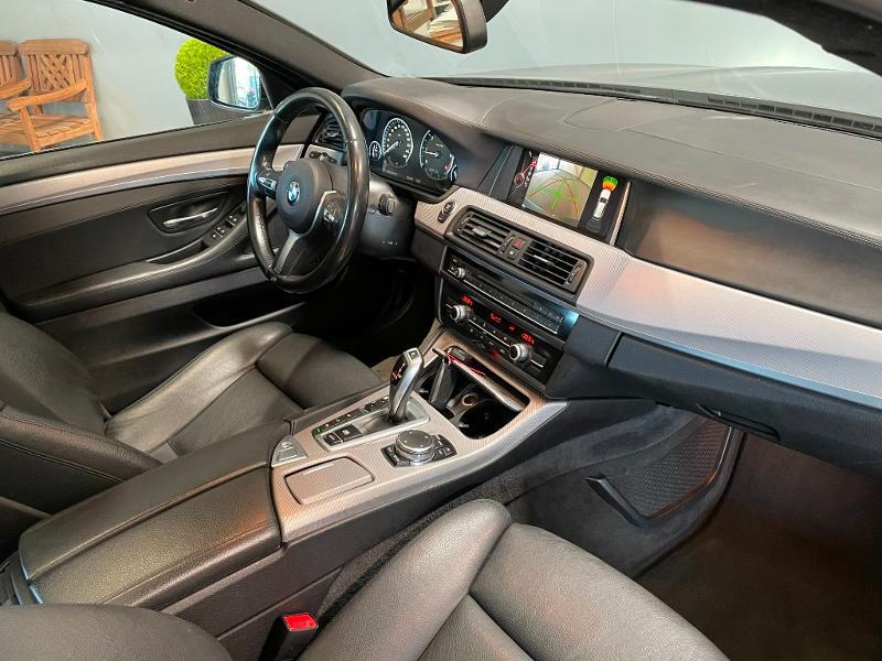 Photo 5 de l'offre de BMW Serie 5 Touring 520dA xDrive 190ch M Sport à 17700€ chez Dugast automobiles