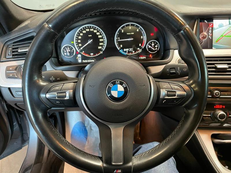 Photo 16 de l'offre de BMW Serie 5 Touring 520dA xDrive 190ch M Sport à 17700€ chez Dugast automobiles