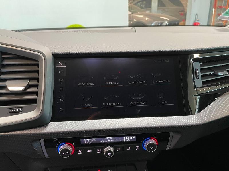 Photo 17 de l'offre de AUDI A1 Sportback 30 TFSI 116ch Design Luxe à 23900€ chez Dugast automobiles