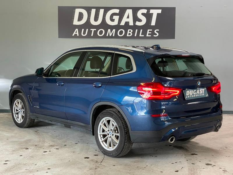 Photo 3 de l'offre de BMW X3 XDRIVE 20DA 190ch LOUNGE PLUS à 35900€ chez Dugast automobiles