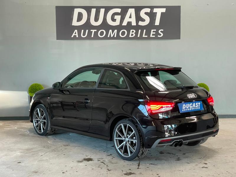 Photo 3 de l'offre de AUDI A1 1.8 TFSI 192ch S line S tronic 7 à 20900€ chez Dugast automobiles