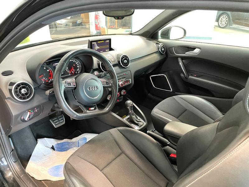 Photo 13 de l'offre de AUDI A1 1.8 TFSI 192ch S line S tronic 7 à 20900€ chez Dugast automobiles