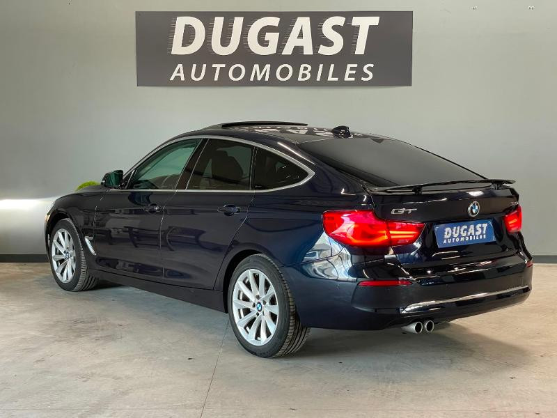 Photo 3 de l'offre de BMW Serie 3 Gran Turismo 330dA 258ch Luxury Ultimate Euro6c à 32900€ chez Dugast automobiles
