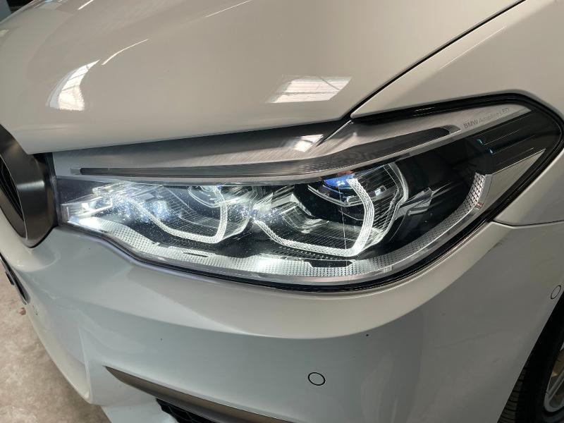 Photo 30 de l'offre de BMW Serie 5 M550dA xDrive 400ch Steptronic à 53900€ chez Dugast automobiles