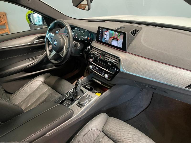 Photo 5 de l'offre de BMW Serie 5 M550dA xDrive 400ch Steptronic à 53900€ chez Dugast automobiles