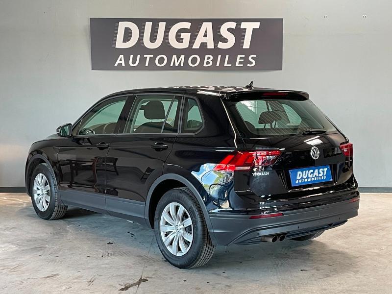 Photo 3 de l'offre de VOLKSWAGEN Tiguan 2.0 TDI 150ch Trendline Business à 25900€ chez Dugast automobiles