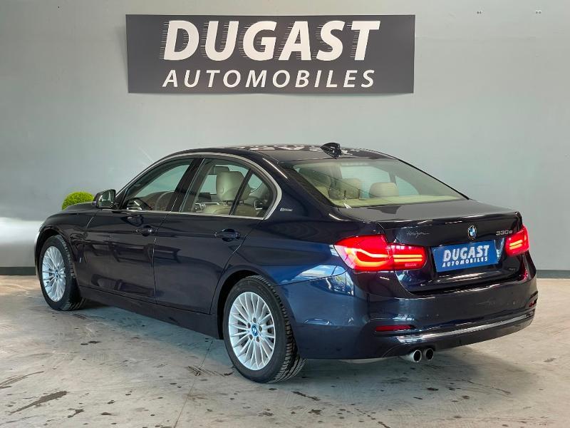Photo 3 de l'offre de BMW Serie 3 330eA 252ch Luxury à 28900€ chez Dugast automobiles