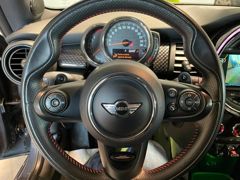 Photo 13 de l'offre de MINI Mini Cooper S 211ch John Cooper Works Edition BVA à 28900€ chez Dugast automobiles