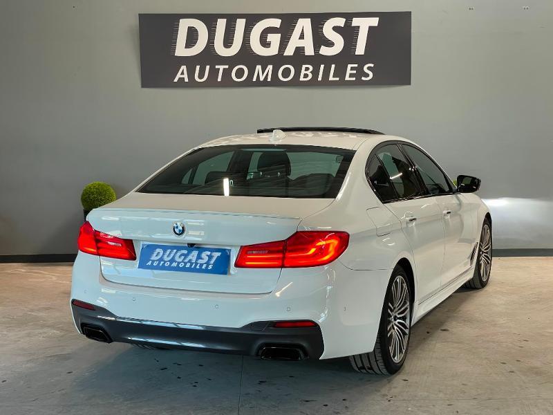 Photo 4 de l'offre de BMW Serie 5 M550dA xDrive 400ch Steptronic à 53900€ chez Dugast automobiles
