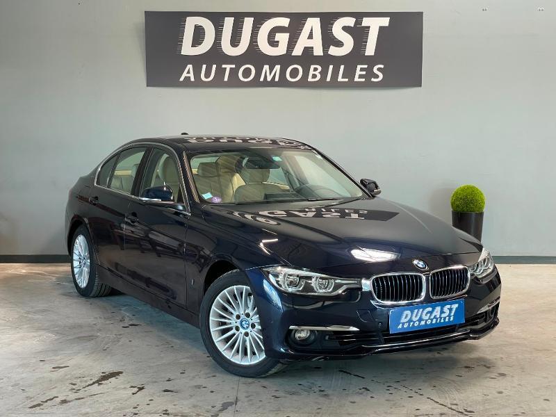 Photo 1 de l'offre de BMW Serie 3 330eA 252ch Luxury à 28900€ chez Dugast automobiles