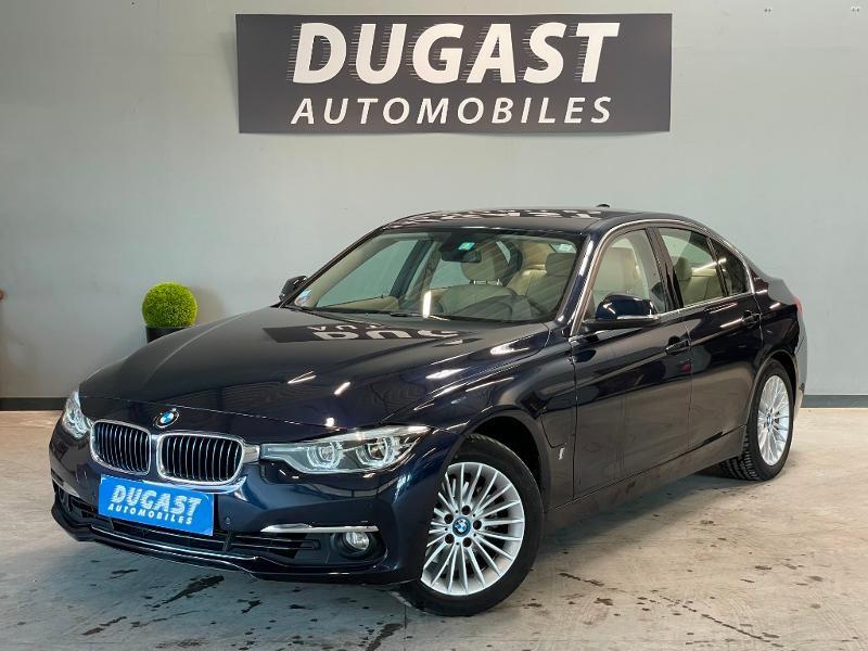Photo 2 de l'offre de BMW Serie 3 330eA 252ch Luxury à 28900€ chez Dugast automobiles