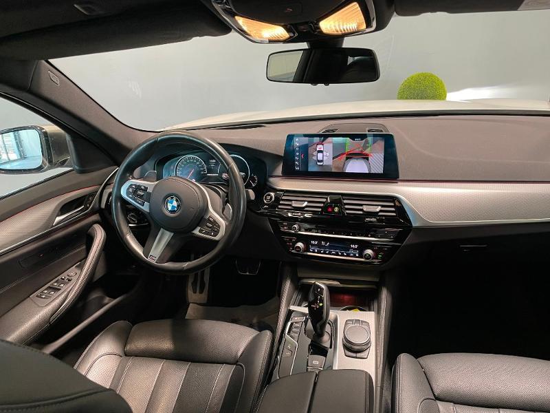 Photo 11 de l'offre de BMW Serie 5 M550dA xDrive 400ch Steptronic à 53900€ chez Dugast automobiles