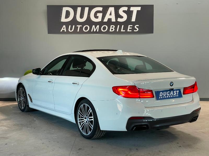 Photo 3 de l'offre de BMW Serie 5 M550dA xDrive 400ch Steptronic à 53900€ chez Dugast automobiles