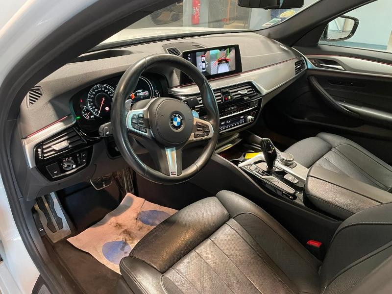 Photo 18 de l'offre de BMW Serie 5 M550dA xDrive 400ch Steptronic à 53900€ chez Dugast automobiles