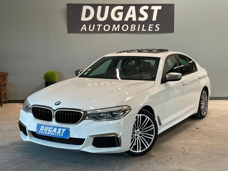 Photo 2 de l'offre de BMW Serie 5 M550dA xDrive 400ch Steptronic à 53900€ chez Dugast automobiles