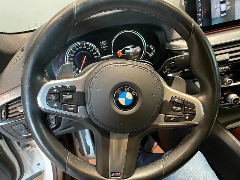 Photo 22 de l'offre de BMW Serie 5 M550dA xDrive 400ch Steptronic à 53900€ chez Dugast automobiles