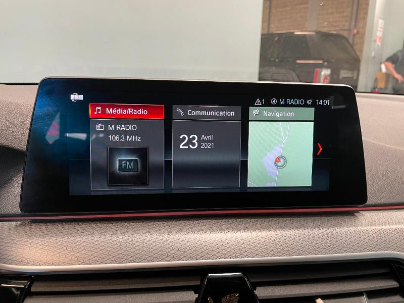 Photo 25 de l'offre de BMW Serie 5 M550dA xDrive 400ch Steptronic à 53900€ chez Dugast automobiles