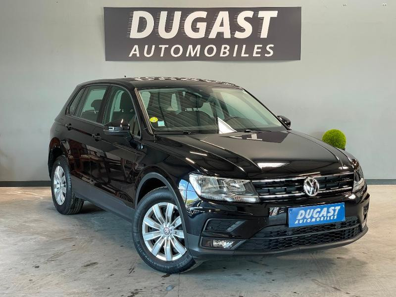 Volkswagen Tiguan 2.0 TDI 150ch Trendline Business Diesel Noir Métal Occasion à vendre