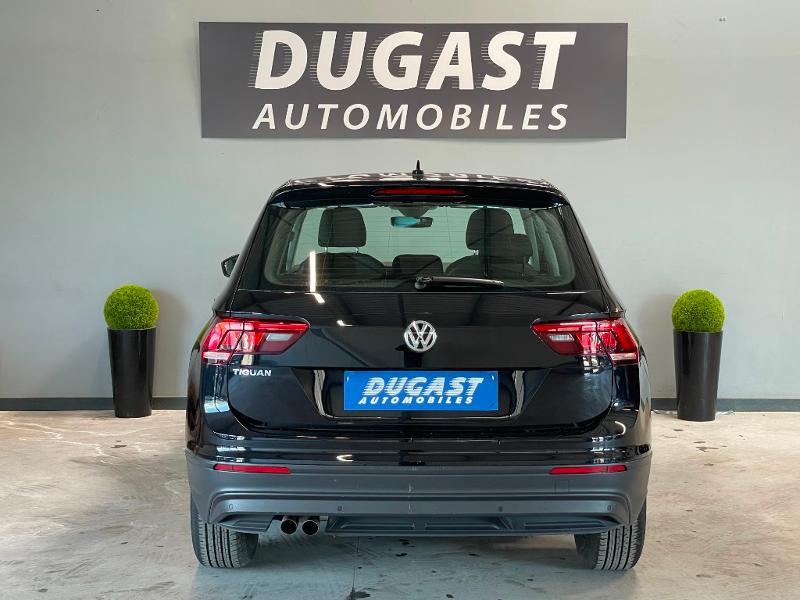 Photo 4 de l'offre de VOLKSWAGEN Tiguan 2.0 TDI 150ch Trendline Business à 25900€ chez Dugast automobiles