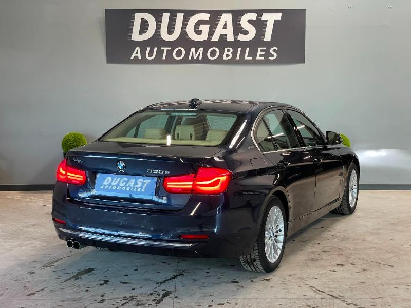 Photo 4 de l'offre de BMW Serie 3 330eA 252ch Luxury à 28900€ chez Dugast automobiles