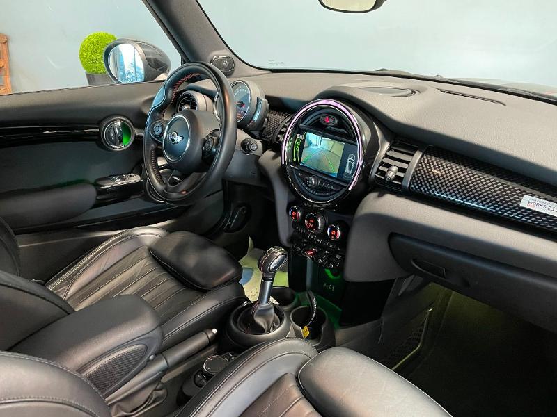 Photo 5 de l'offre de MINI Mini Cooper S 211ch John Cooper Works Edition BVA à 28900€ chez Dugast automobiles