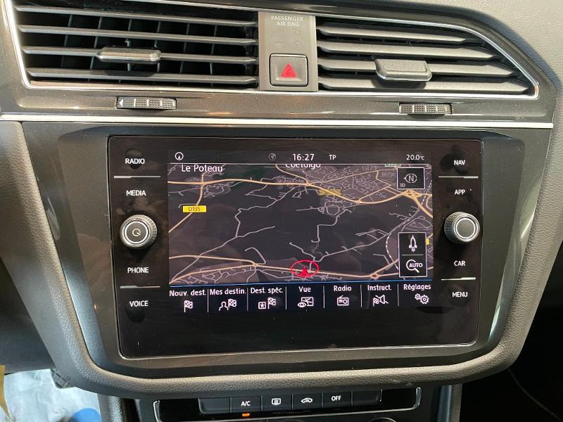 Photo 17 de l'offre de VOLKSWAGEN Tiguan 2.0 TDI 150ch Trendline Business à 25900€ chez Dugast automobiles