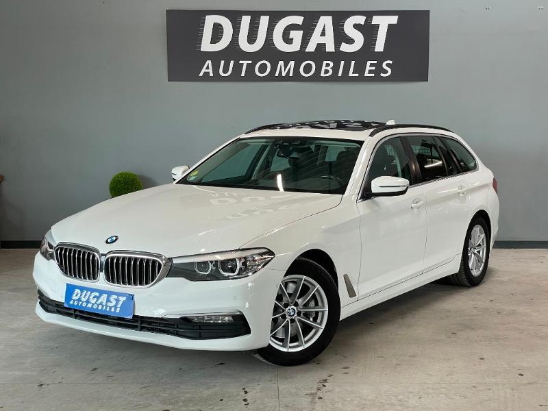 Photo 2 de l'offre de BMW Serie 5 Touring 530dA xDrive 265ch Business Steptronic à 31900€ chez Dugast automobiles