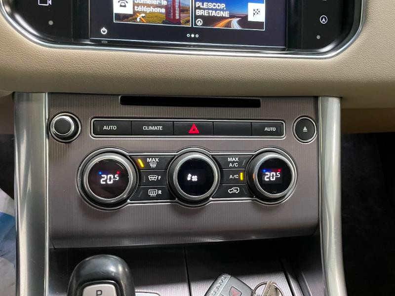 Photo 25 de l'offre de LAND-ROVER Range Rover Sport 3.0 TDV6 258 HSE Dynamic Mark IV à 35900€ chez Dugast automobiles