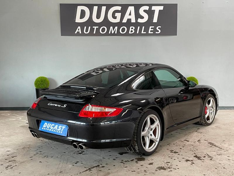 Photo 4 de l'offre de PORSCHE 911 Coupe Carrera S TipTronic S à 45900€ chez Dugast automobiles