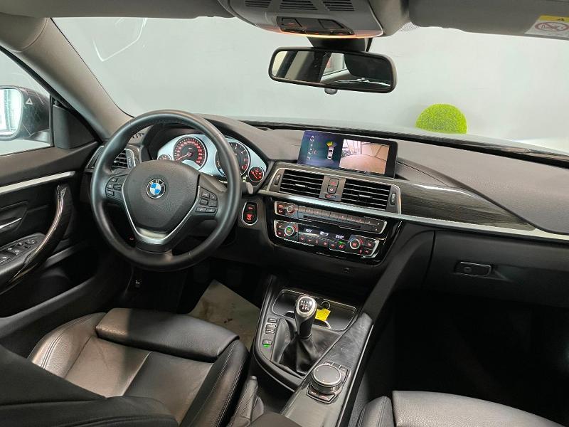 Photo 10 de l'offre de BMW Serie 4 Gran Coupe 420d 190ch Luxury Euro6c à 27900€ chez Dugast automobiles
