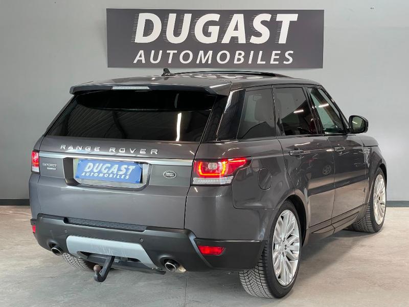 Photo 4 de l'offre de LAND-ROVER Range Rover Sport 3.0 TDV6 258 HSE Dynamic Mark IV à 35900€ chez Dugast automobiles
